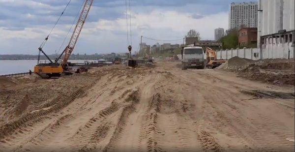 Радаев и Исаев уверены: на новом пляже в Саратове можно будет купаться. Жители боятся захлебнуться в фекалиях