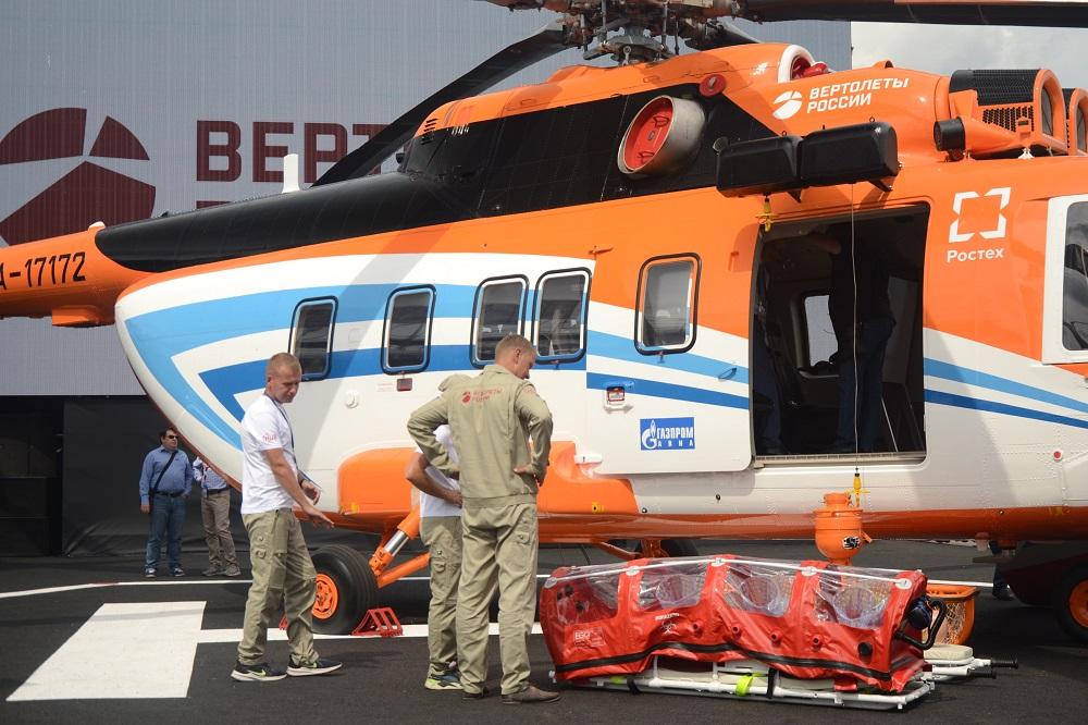 Соло «Аллигатора», офшорный вертолет и царство беспилотников: кто зажигал на МАКС-2021