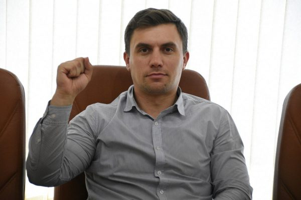 Зачистка Николая Бондаренко: федералы создают новую оппозицию или саратовского облдепа Андрея Воробьев тащат в Госдуму?