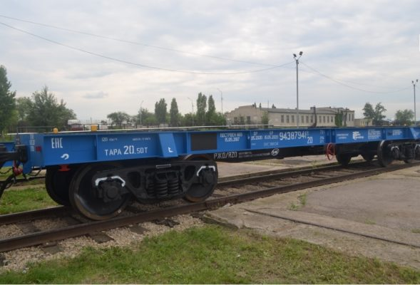 Платформа тронется, патент останется: энгельсский «Завод металлоконструкций» и московский правообладатель спорят из-за вагонов