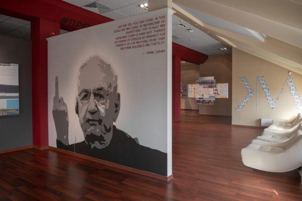 Другой сквер Петра I, выставка со «Стояком» и культурный центр из бани — какие проекты из Саратова поехали на «Золотой Трезини»